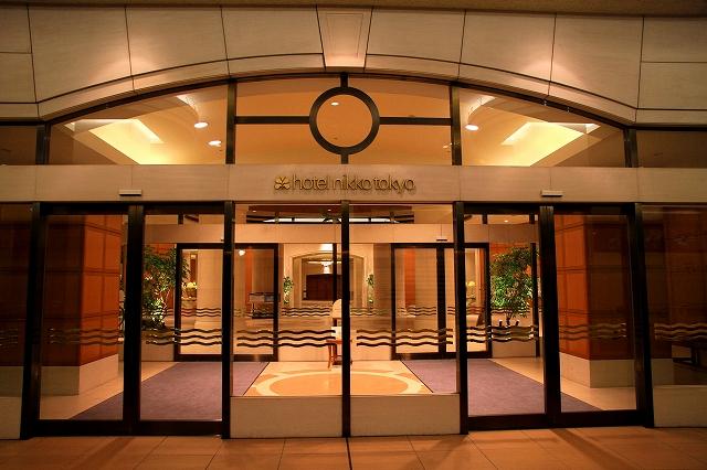 お台場・ホテル日航東京-1