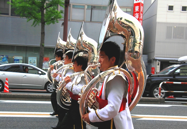 吹奏楽パレード-14