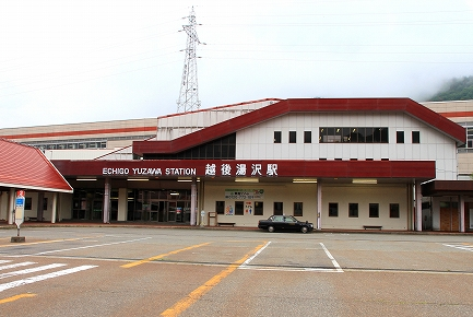 越後湯沢駅-7