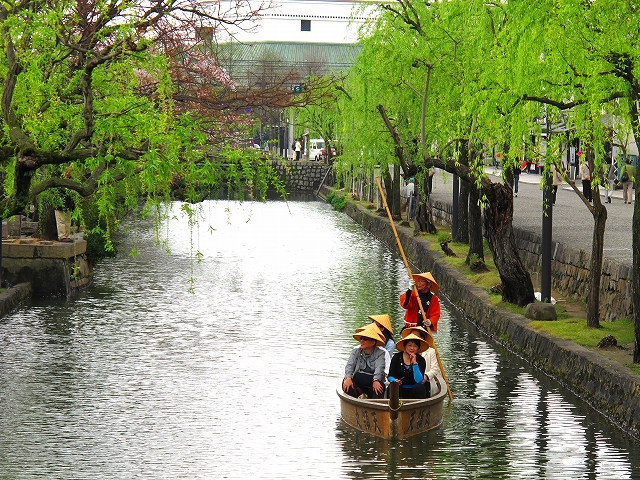 倉敷川畔-3