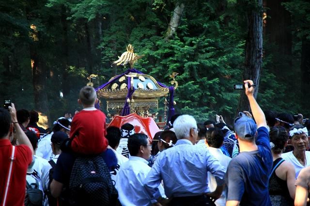 吉田の火祭り-1