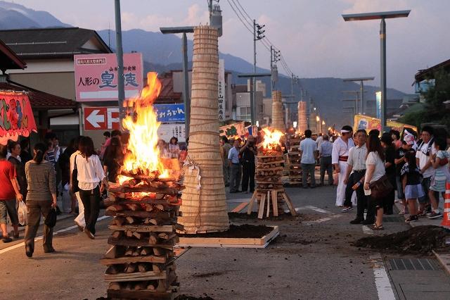 吉田の火祭り-6