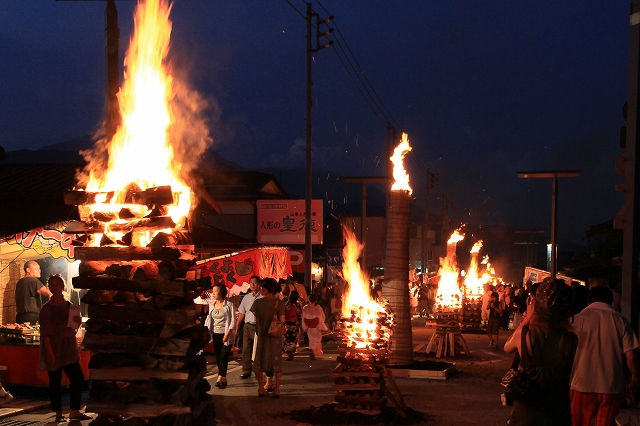 吉田の火祭り-8
