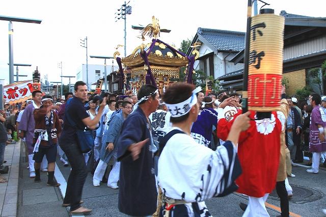 吉田の火祭り-3