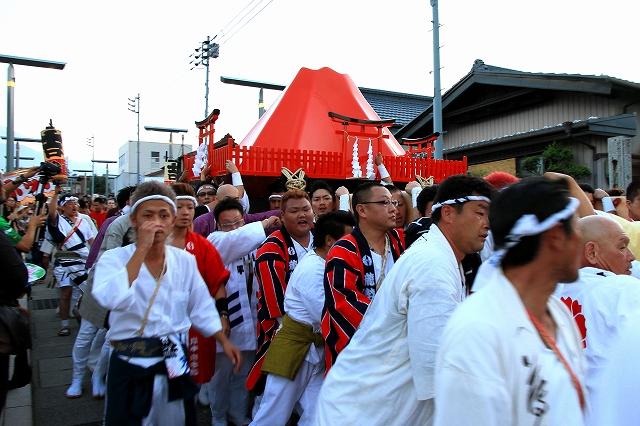 吉田の火祭り-4