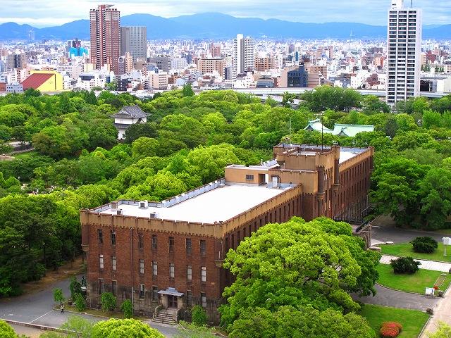 大阪城-7