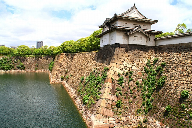 大阪城-1