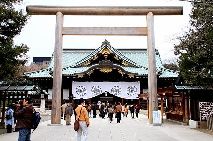 靖国神社-3