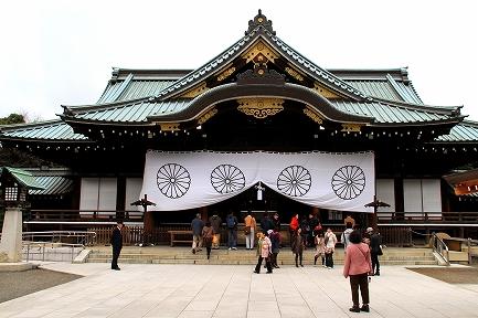 靖国神社-4