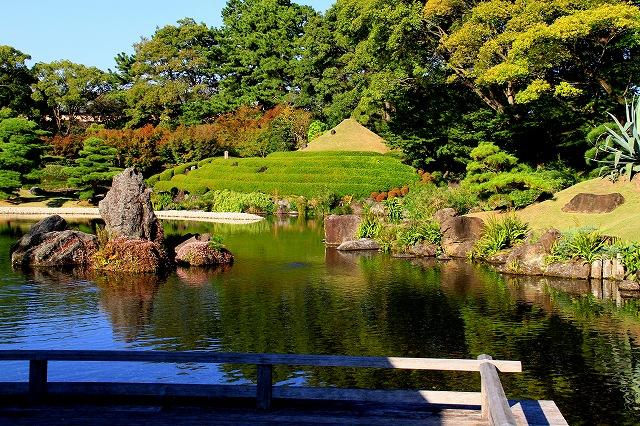 紅葉山庭園-2