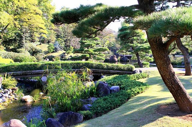 紅葉山庭園-4