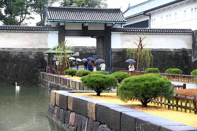 皇居東御苑-1