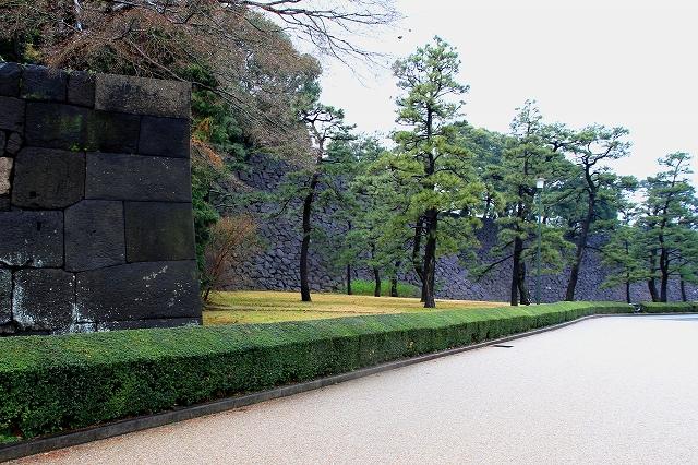 皇居東御苑-2