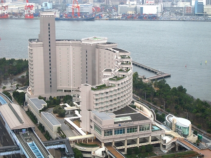 ホテル日航東京-1