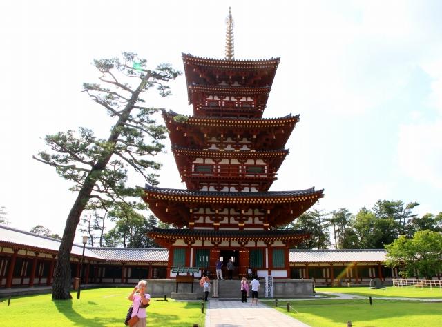 薬師寺-2