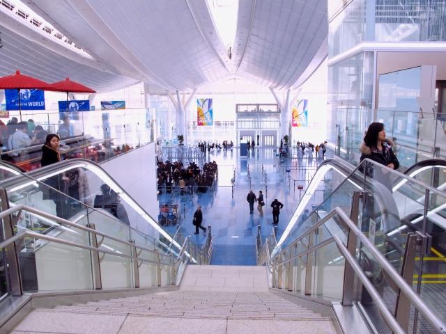 国際線ターミナル-2