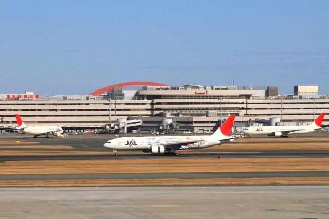 国際線ターミナル-9