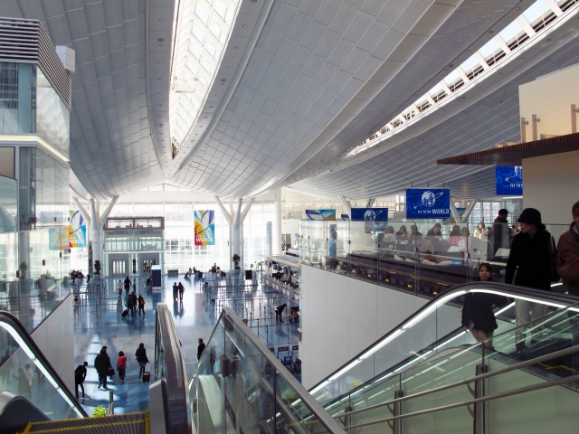 国際線ターミナル-1