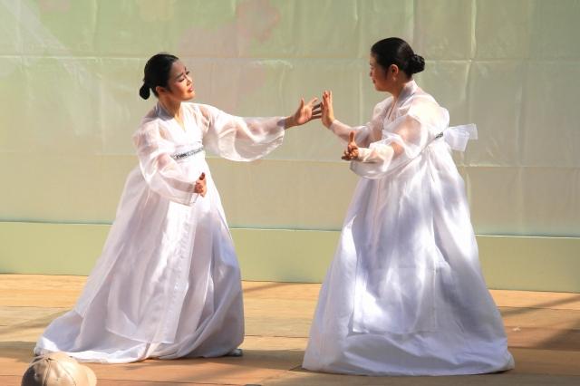 韓国舞踊-16