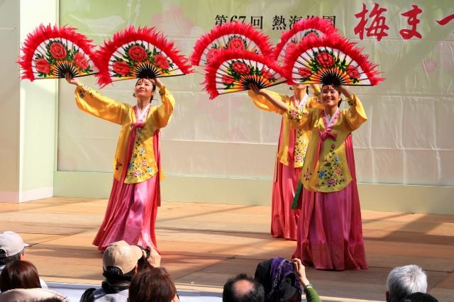 韓国舞踊-10