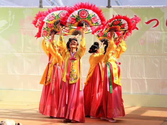 韓国舞踊-11