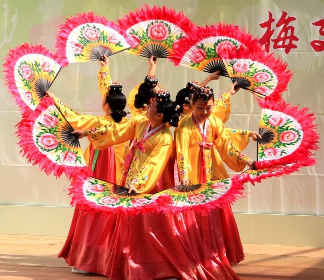 韓国舞踊-13