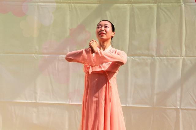 韓国舞踊-5