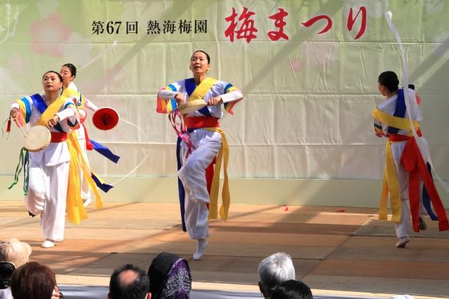韓国舞踊-7