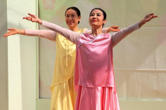 韓国舞踊-2