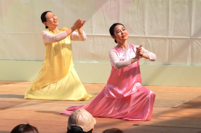 韓国舞踊-4