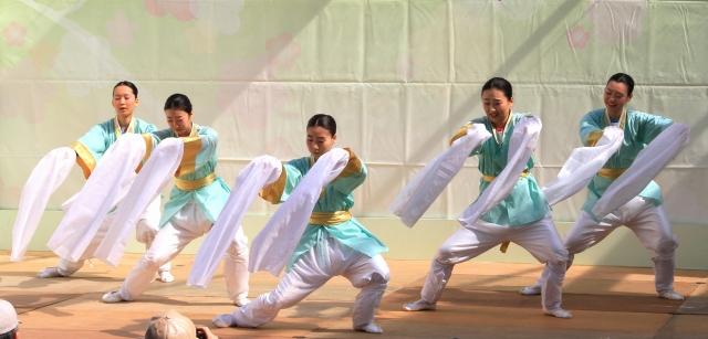 韓国舞踊-8