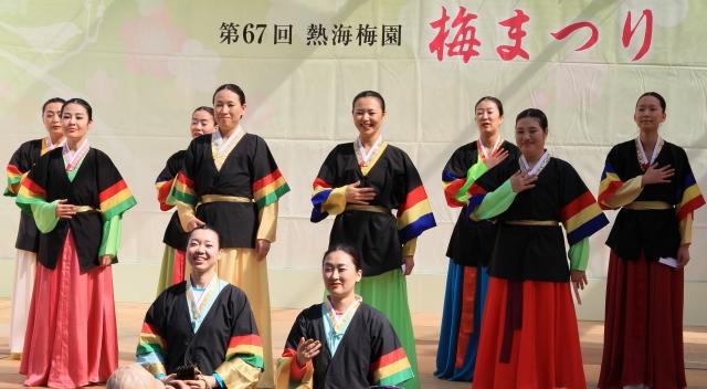 韓国舞踊-17