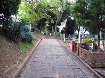 坂本国際墓地-3