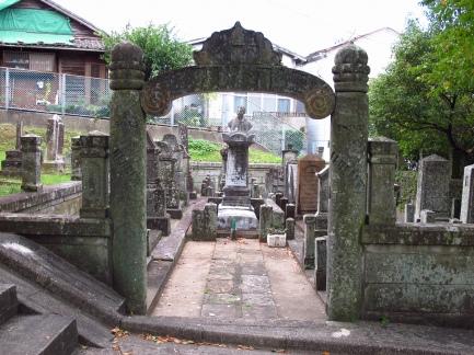 坂本国際墓地-4