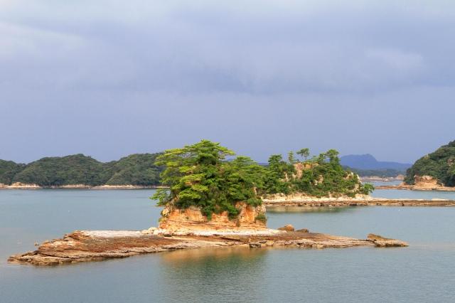 九十九島遊覧−2