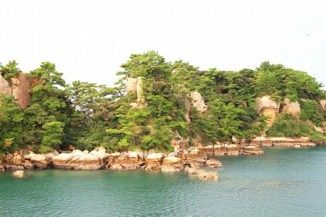 九十九島遊覧−9