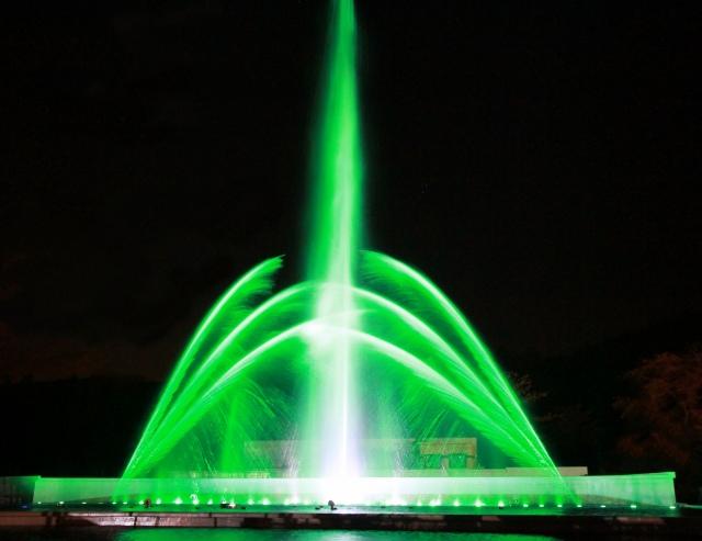 噴水ショー-10