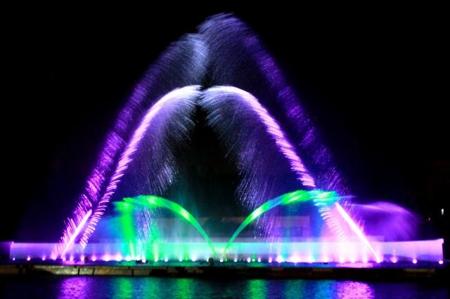 噴水ショー-3