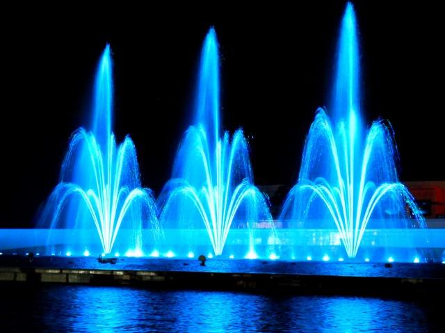 噴水ショー-6