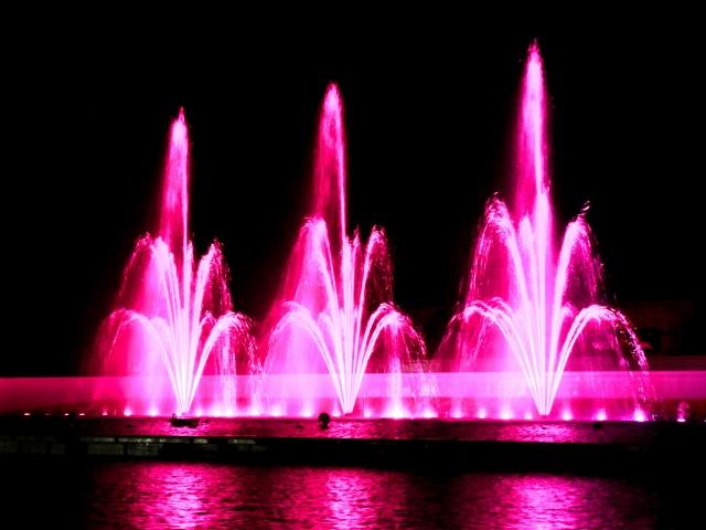 噴水ショー-7