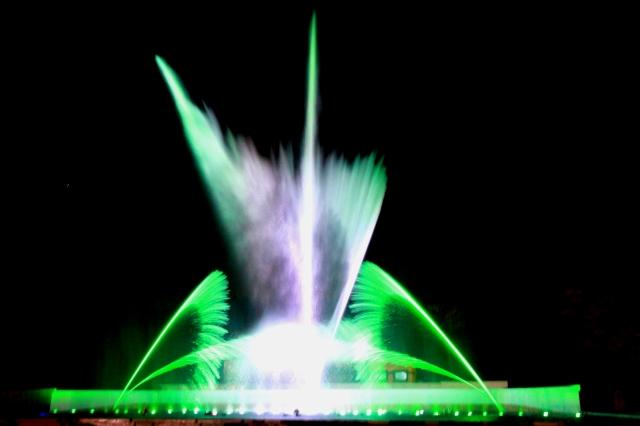 噴水ショー-11