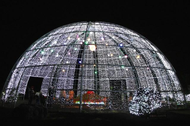 光のドーム-1
