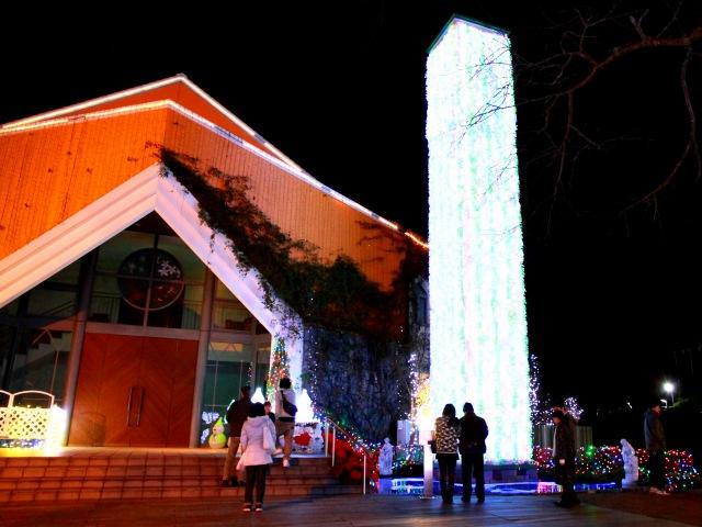桜の礼拝堂-4
