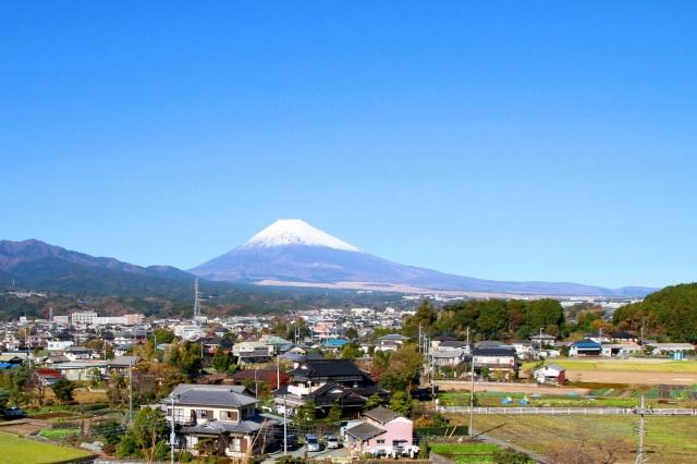 今日の富士山-1