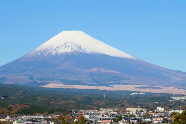 今日の富士山-2