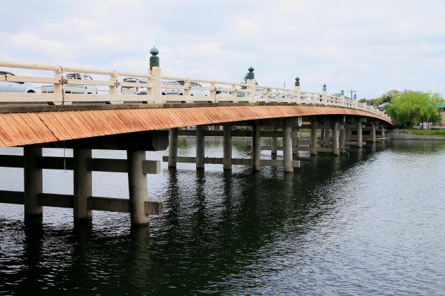 瀬田の唐橋-7