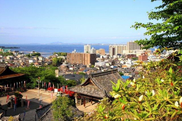 びわ湖眺望-4