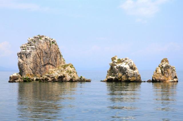 沖の白石-1