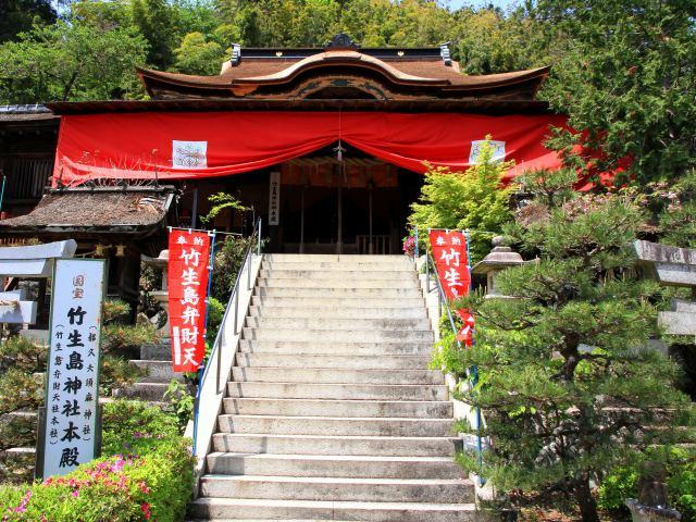 竹生島神社-5