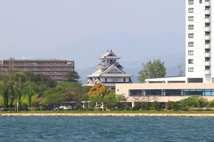 びわ湖の風景-2